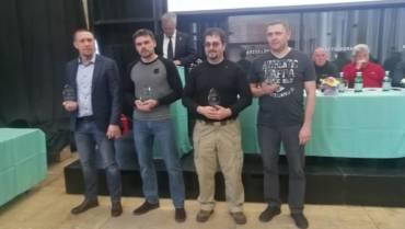 Награды инструкторам ЦПС