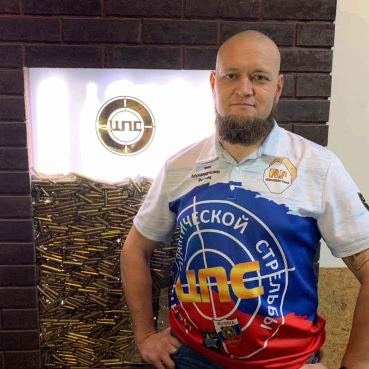 Мухаметшин Рустем Мунирович