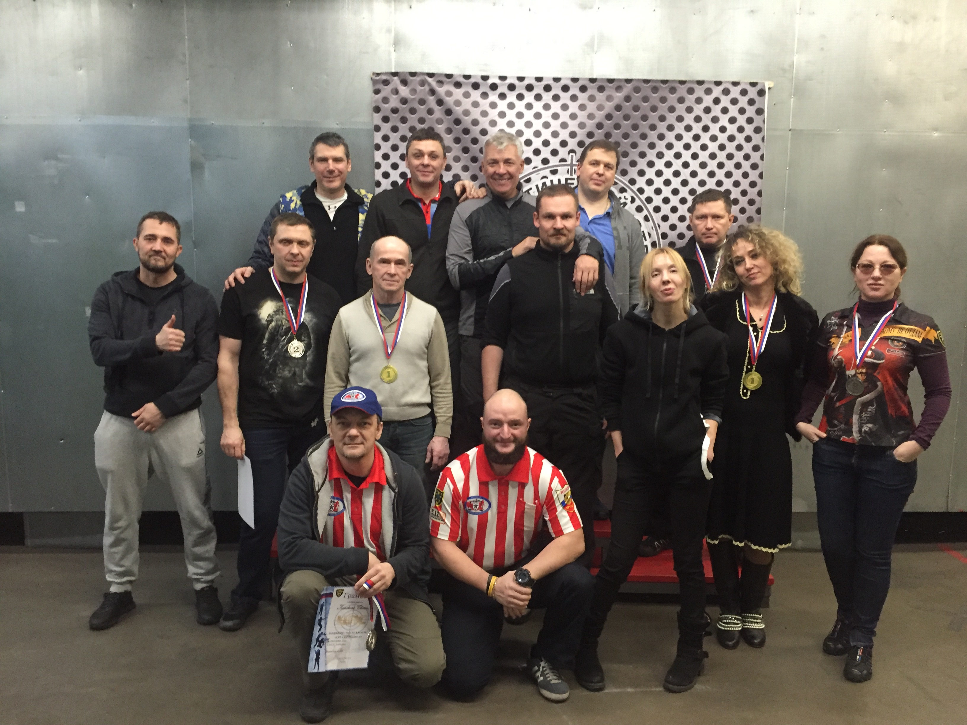 CPS CUP Masters-1 (1 этап)